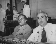 Salvador García Agüero, uno de los más importantes políticos y oradores cubanos antes de 1959. Era negro y comunista.
