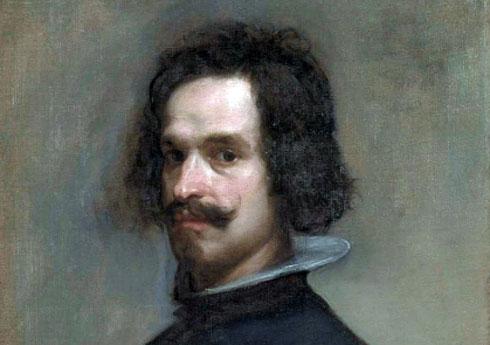 'Retrato de un hombre' dibujado por Velázquez. Efe