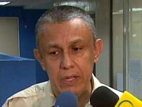 El director del Nuevo País, Edgard Olálvora. | Globovisión