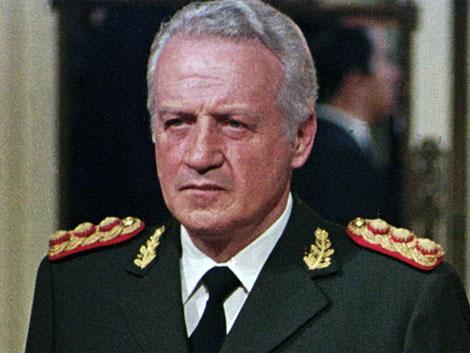 El ex dictador argentino Leopoldo Galtieri. | EL MUNDO
