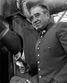 El dictador chileno Augusto Pinochet. |EL MUNDO