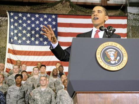 Obama dio la orden de poner en marcha un nuevo plan bélico en Afganistán. |Efe