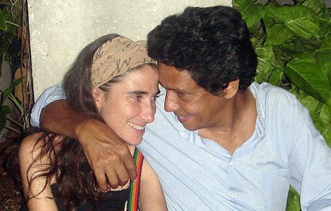 Yoani Sánchez y Reinaldo Escobar. | Flickr