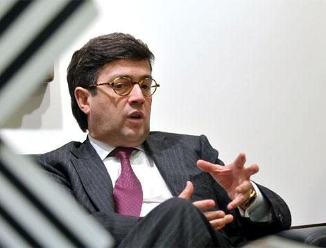 Luis Alberto Moreno, presidente del Banco Interamericano de Desarrollo, | Eddie Arrossi