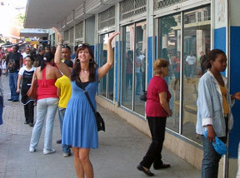 La peatonal del Bulevar de San Rafael. | I.G.