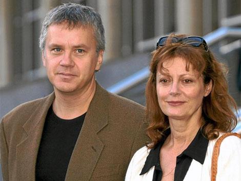 Tim Robbins y Susan Sarandon. |ELMUNDO