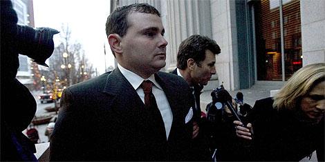 El ex jefe de la empresa, Dustin Heard, enuna imagend e archivo. | Reuters