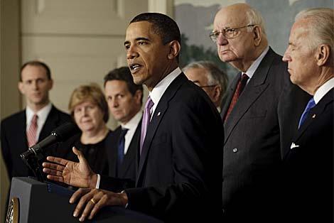 Barack Obama. | AFP
