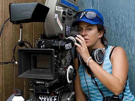 Claudia Llosa, directora de 'La teta asustada'. | AP