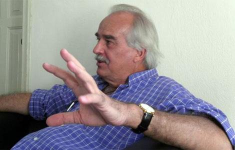 Ricardo Seitenfus, delegado de la OEA para Haití . | Jacobo García