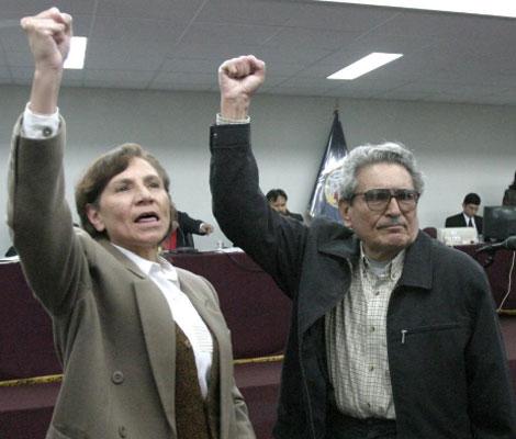 Abimael Guzmán quiere casarse en la cárcel como la hija de Alberto Fujimori  | Noticias | elmundo.es