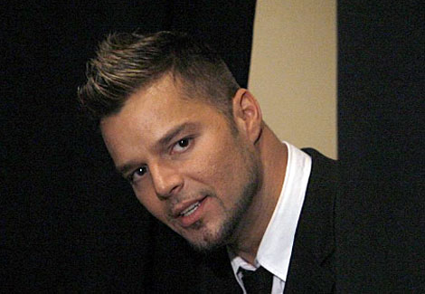 Ricky Martin. | Reuters