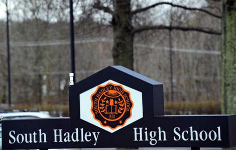 Imagen del colegio al que asistía la adolescente. | Afp