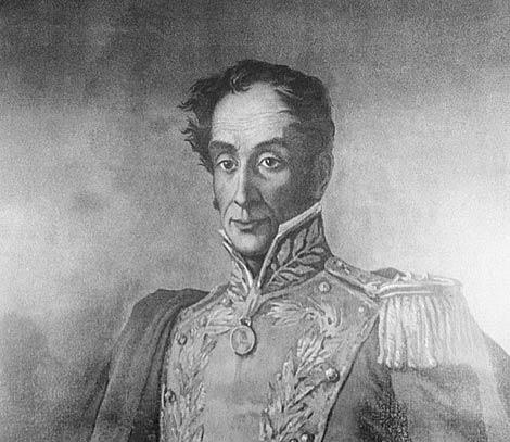 Una imagen de Simón Bolívar, 'El Libertador'. | Ap