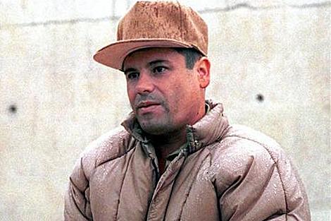 Joaquín 'El Chapo' Guzmán, en una de las últimas imágenes que se tienen de él.