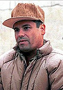 'El Chapo' Guzmán.