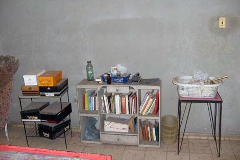 La habitación de la abuela de Iván García. |Foto: I. G.