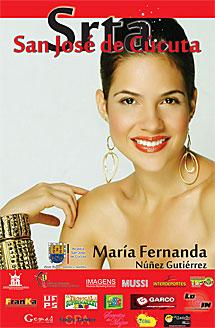 María Fernanda Nuñez