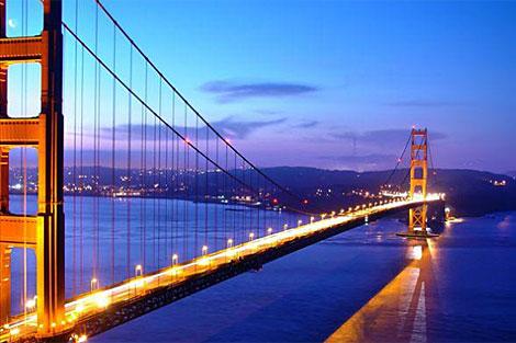 Golden Gate de San Francisco.