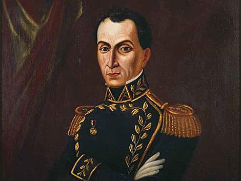 Simón Bolívar, primer presidente de la República de Colombia. | Ministerio de Cultura de Colombia