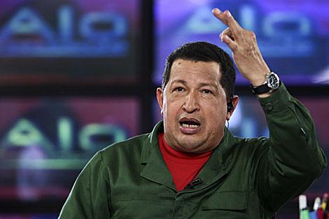 Hugo Chávez. | Reuters
