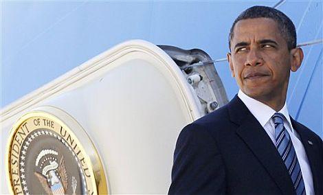 El presidente de EEUU, Barack Obama.   AP