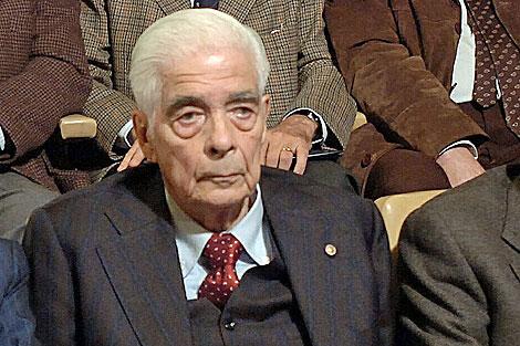 Luciano Benjamín Menéndez. | AFP