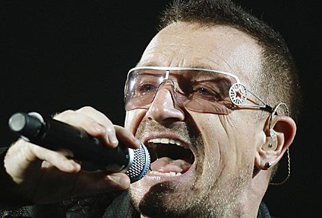Bono ya está recuperado. I Reuters