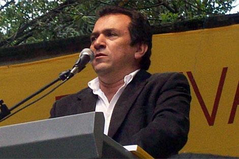 Alonso Salazar, alcalde de Medellín.