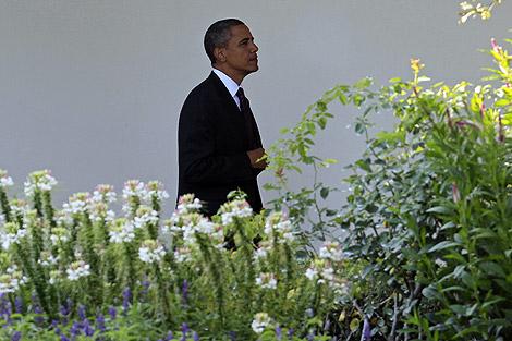 El presidente de EEUU, Barack Obama. | Reuters