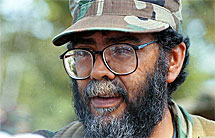'Alfonso Cano', líder de las FARC.