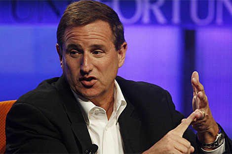 El ex presidente de Hewlett Packard Mark Hurd. | Reuters
