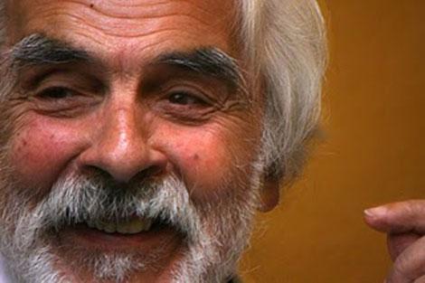El cineasta peruano Armando Robles Godody.
