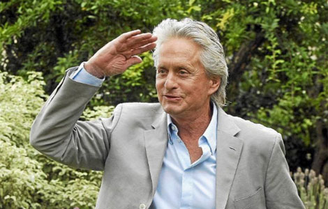 El actor Michael Douglas. I Reuters