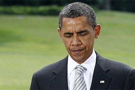 El presidente de Estados Unidos, Barack Obama. | AP