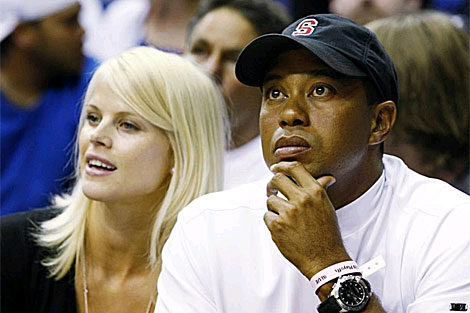La pareja en una foto en junio de 2009. | Reuters