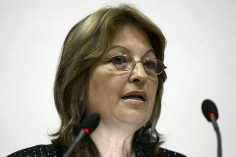 La ex ministra de Industria Básica, Yadira García Vera.   ELMUNDO.es