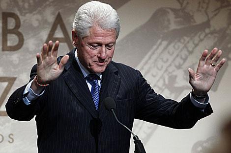 Bill Clinton. | Reuters
