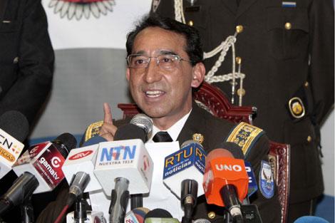 Freddy Martínez anuncia que renuncia a su cargo. | Efe