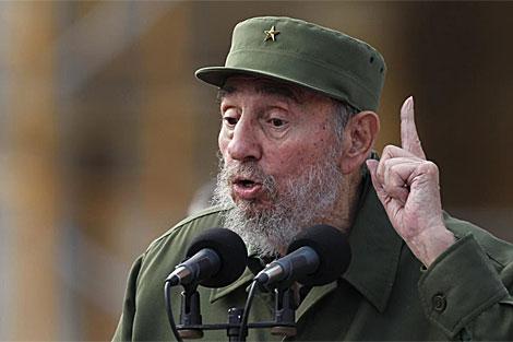 Fidel Castro en un acto en La Habana el pasado 28 de septiembre. | Reuters