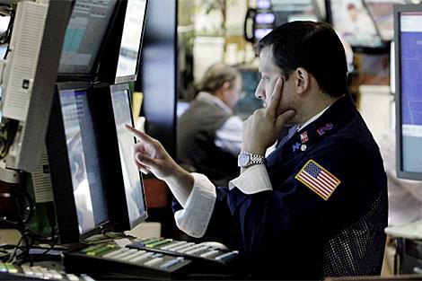 Un especialista en Wall Street. | AP
