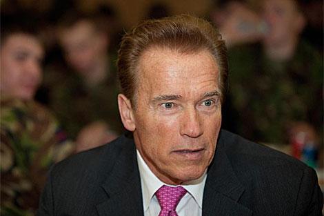 El gobernador de California, Arnold Schwarzenegger . | Reuters