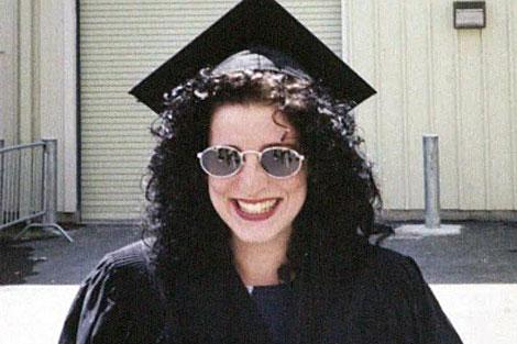 Imagen de archivo de Chandra Levy tras su graduación en San Francisco.