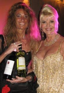 A. Rotondi y Ivana Trump. ELMUNDO.es