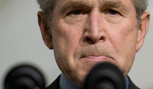 George W. Bush.   Afp