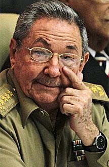 Raúl Castro. | Reuters