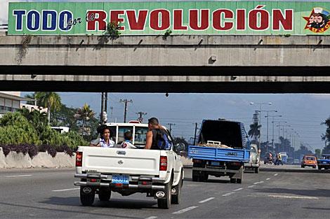 Coches en la Habana. | Efe