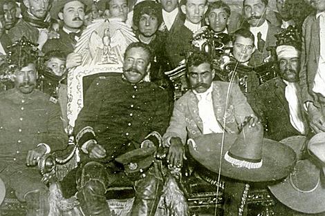 El Espíritu De Pancho Villa Protege A Sus Devotos México