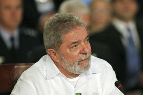 El presidente Lula.   Efe