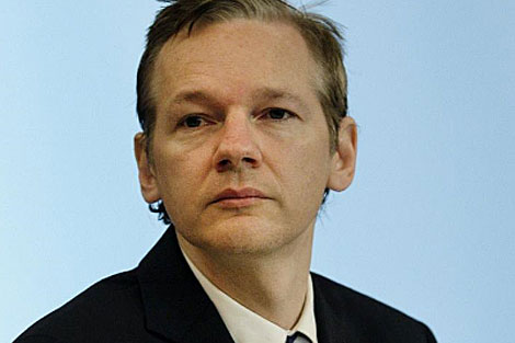 Julian Assange. | Efe